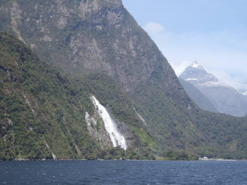 NZ: South- Milford sound andinvercargil