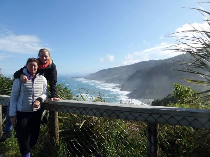 NZ: South; Franz Joseph andWanaka